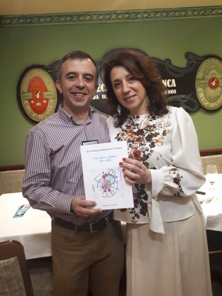 Con la artista y emprendedora Anabel Izquierdo