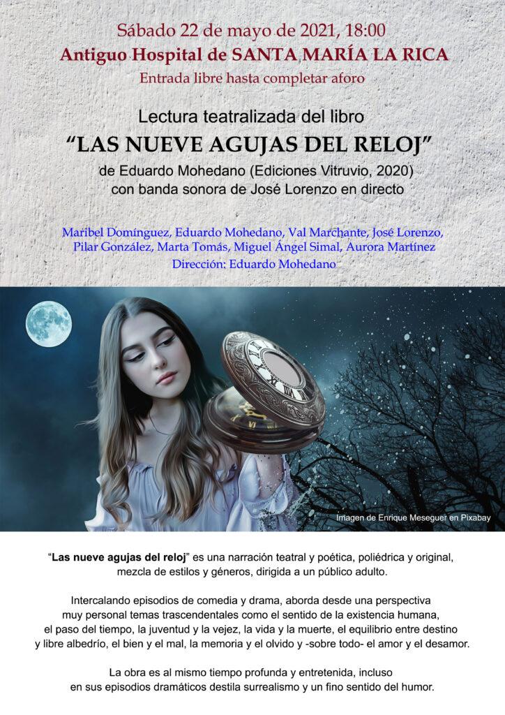 Folleto Santa María la Rica