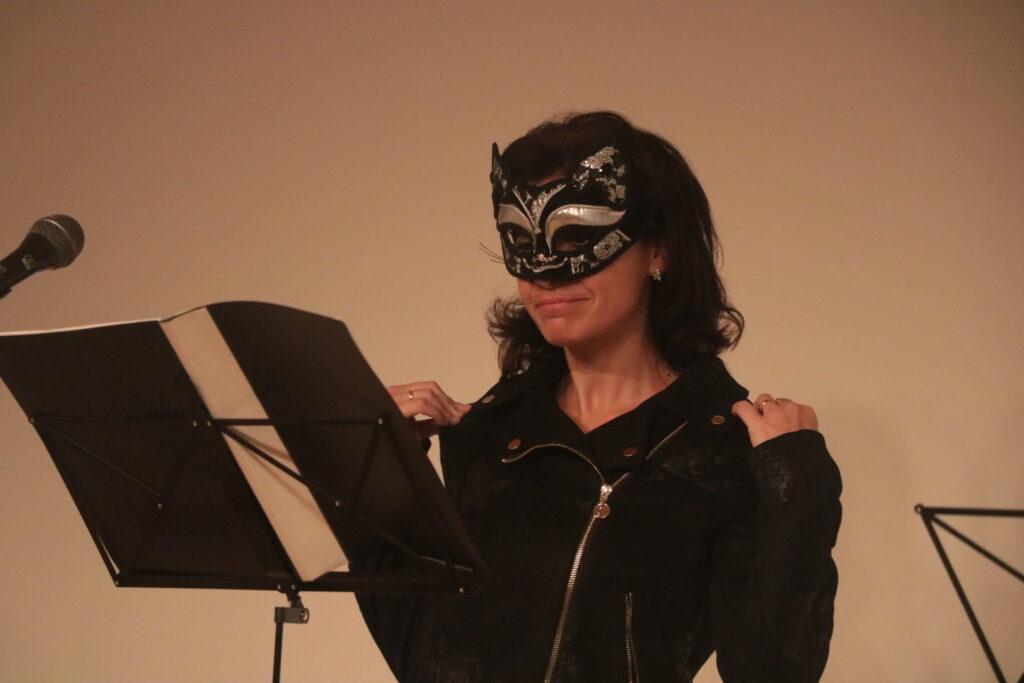 Maribel como Catwoman